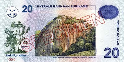 Surinaamse Dollar