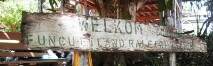 fungu eiland welkom coppenamerivier